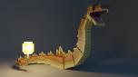 snake model Hytale